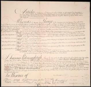 Peace and Friendship Treaty 1926