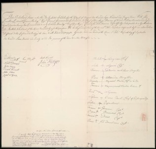 Peace and Friendship Treaty 1926