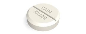 Pain-killer-pill