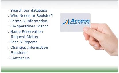 access ns